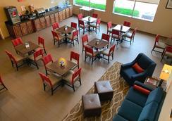 Comfort Suites Texas Ave. - College Station - Restaurante