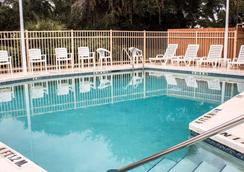 Quality Inn & Suites - St. Augustine - Pool