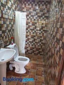 Lavash Hotel - Sevan - Bathroom