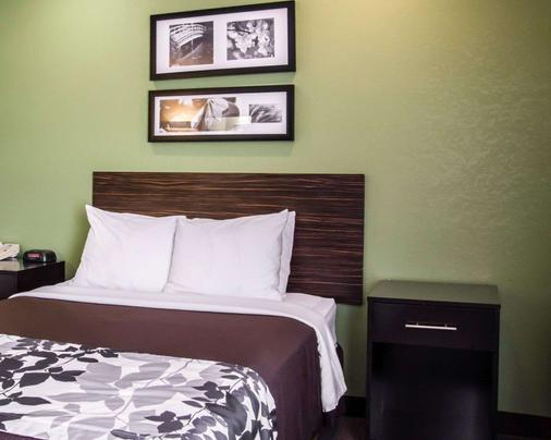 Sleep Inn Concord - Kannapolis - Concord - Bedroom
