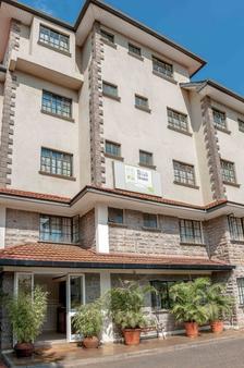 Mvuli House - Nairobi - Rakennus