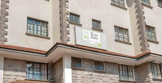 Mvuli House - Ναϊρόμπι - Κτίριο