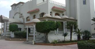 Cataract Pyramids Resort - Guiza - Edificio