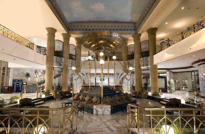 Cataract Pyramids Resort - Giza - Lobby