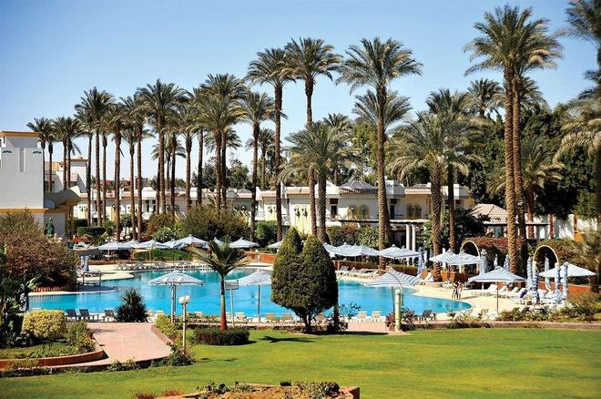 Cataract Pyramids Resort - Giza - Pool
