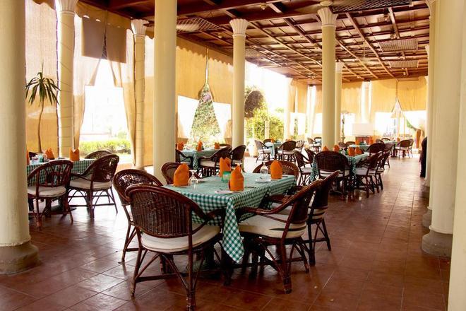 Cataract Pyramids Resort - Giza - Restaurant