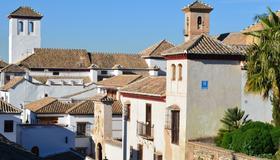 Santa Isabel la Real Hotel - Granada - Vista del exterior