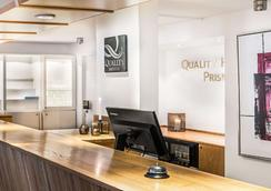 Quality Hotel Prisma - Skövde - Recepción
