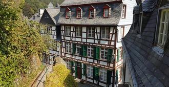 Haus Stehlings - Monschau - Außenansicht