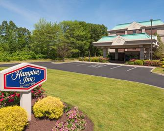 Hampton Inn Hartford/Airport - Windsor - Building
