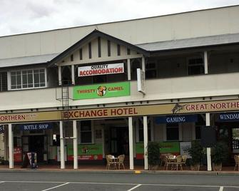Exchange Hotel Toogoolawah - Toogoolawah - Building