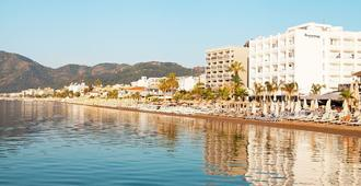 The Beachfront Hotel Adult Only 16 Plus - Marmaris - Utomhus
