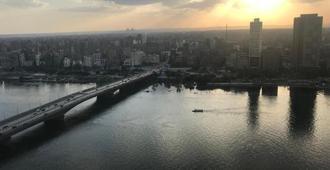 Galaxy Royal Suites Hotel - Kairo - Außenansicht