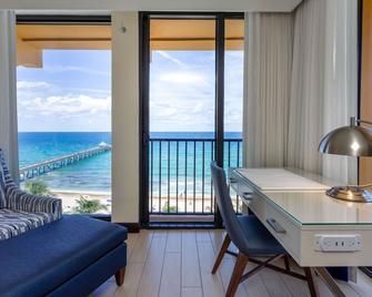 Wyndham Deerfield Beach Resort - Deerfield Beach - Obývací pokoj
