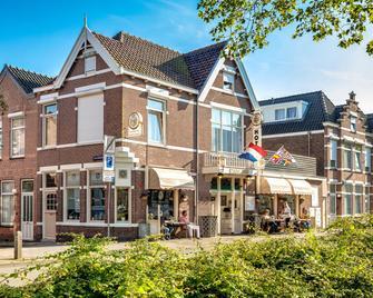 Hotel Stad en Land - Alkmaar - Gebouw