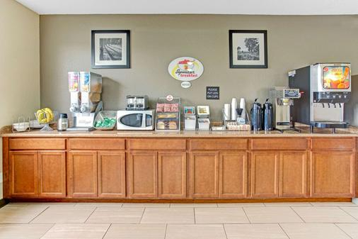 Super 8 by Wyndham Gurnee - Gurnee - Buffet