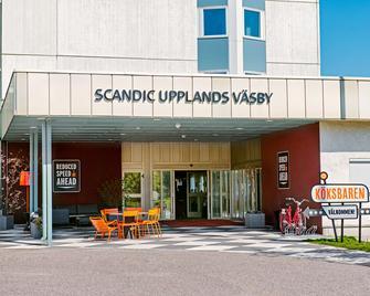 Scandic Upplands Väsby - Upplands Vasby - Building