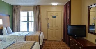 Extended Stay America Suites - Sacramento - Arden Way - Sacramento - Bedroom