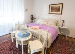 Little Rock Rooms - Mostar - Slaapkamer