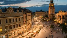 Novotel Krakow Centrum - Krakova - Näkymät ulkona