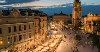 Novotel Krakow Centrum - Krakow - Outdoors view