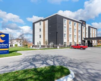 Comfort Inn & Suites - Goderich - Building