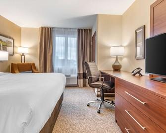Comfort Inn & Suites - Goderich - Ložnice