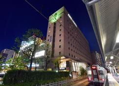Apa Hotel Ogaki-Ekimae - Ōgaki - Gebäude