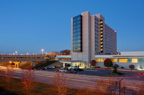 Hyatt Regency Pittsburgh Intl Airport - Pittsburgh - Gebäude