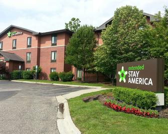 Extended Stay America - Detroit - Warren - Warren - Building