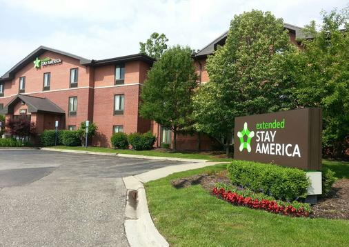 Extended Stay America - Detroit - Warren - Warren - Building