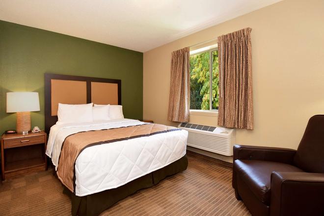 底特律 - 沃倫美洲長住酒店 - 華倫 - 沃倫 - 臥室