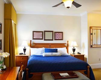 Historic Boone Tavern Hotel And Restaurant - Berea - Ložnice