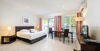 La Villa Carnot Cannes - Cannes - Bedroom