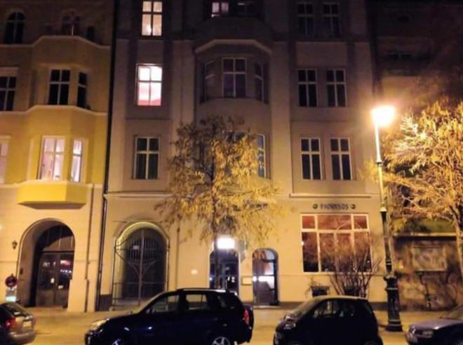Pension I - Berlín - Edificio