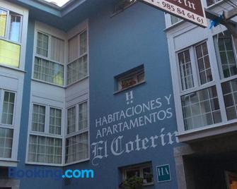 Habitaciones El Coterin - Las Arenas - Building