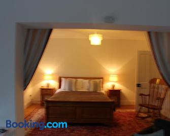 Bunlin Heights Self Catering Studio - Milford - Bedroom