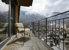 The Omnia - Zermatt - Balcony
