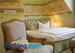 Hotel Wilhelm Busch - Norderstedt - Bedroom