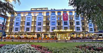 Dosso Dossi Hotels & Spa Downtown - Estambul - Edificio