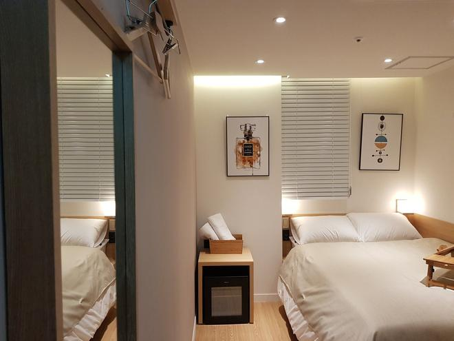 Artravel Myeongdong - Seoul - Bedroom