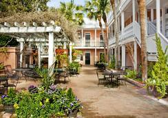 Elliott House Inn - Charleston - Θέα στην ύπαιθρο