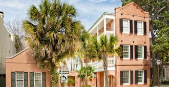 Elliott House Inn - Charleston - Edificio
