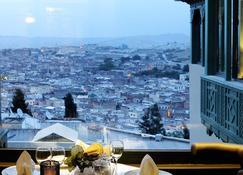 Palais Faraj Suites & Spa - Fez - Restaurante
