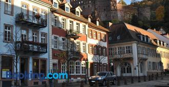 Hotel am Kornmarkt - Heidelberg - Edificio