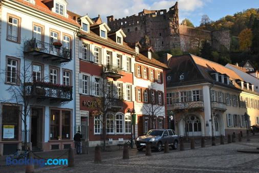 Hotel am Kornmarkt - Heidelberg - Building