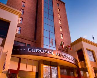 Eurosol Residence - Leiria - Gebouw