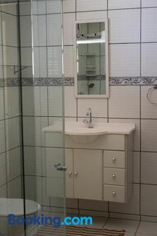 Pousada da Carmem - Itatiaia - Salle de bain