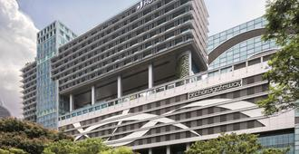 Hotel Jen Orchardgateway Singapore by Shangri-La - Сингапур - Здание