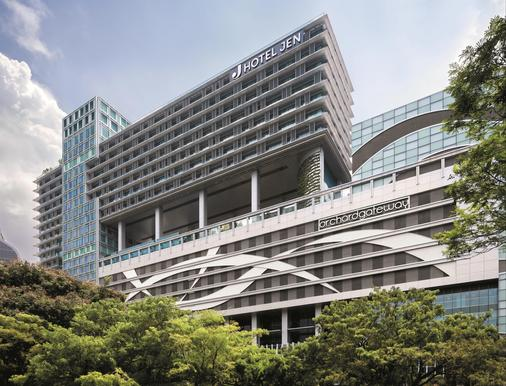 Hotel Jen Orchardgateway Singapore by Shangri-La - Singapur - Edificio